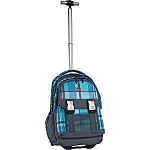 Школьный рюкзак на колесах Take It Easy Madrid Атлантик